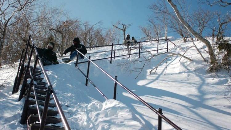 Seoraksan National Park In 3 Types Trails (Daytrip or Overnight in shelter)