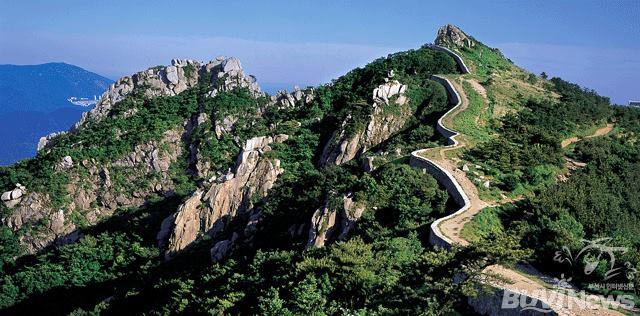 geumjeongsanseong fortress