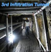 3rd infiltration tunnel