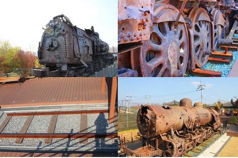 imjingak train remains dmz
